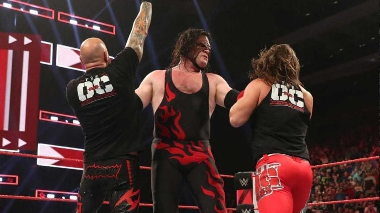 Kane Wins 24/7 Title on RAW Return, Gets Attacked by Fiend