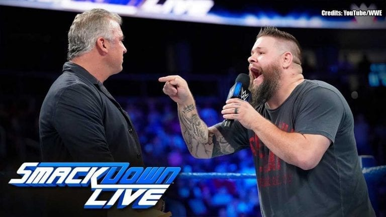 Kevin Owens Files $25 Million Wrongful Termination Lawsuit