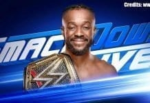 Kofi Kingston SmackDown 10 September 2019