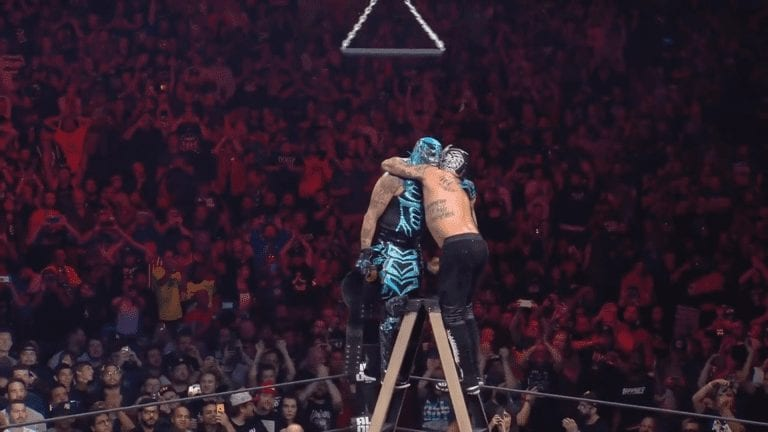 AEW All Out 2019: Lucha Bros Beat Young Bucks, LAX Debuts