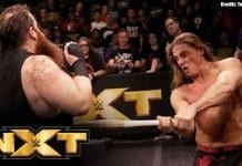 Matt Riddle Killian Dain Brawl