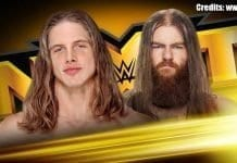 Matt Riddle vs Killian Dain NXT 18 September 2019