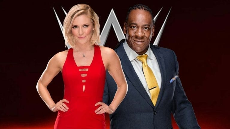 Renee Young & Booker T Likely to Host WWE Studio Show on FS1