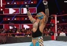 Rey Mysterio Becomes No #1 Contender Against Seth Rollins