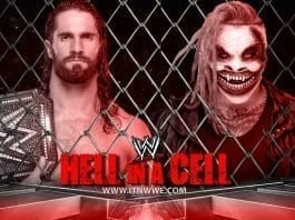 Seth Rollins vs Bray Wyatt ( The Fiend ) WWE Universal Championship at Hell in a Cell 2019