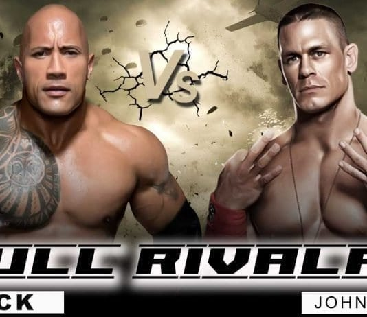 The John Cena vs The Rock Full Rivalry