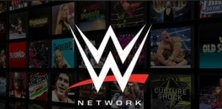 WWE Network Poster
