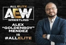 Goldenboy Alex Mendez signs with AEW