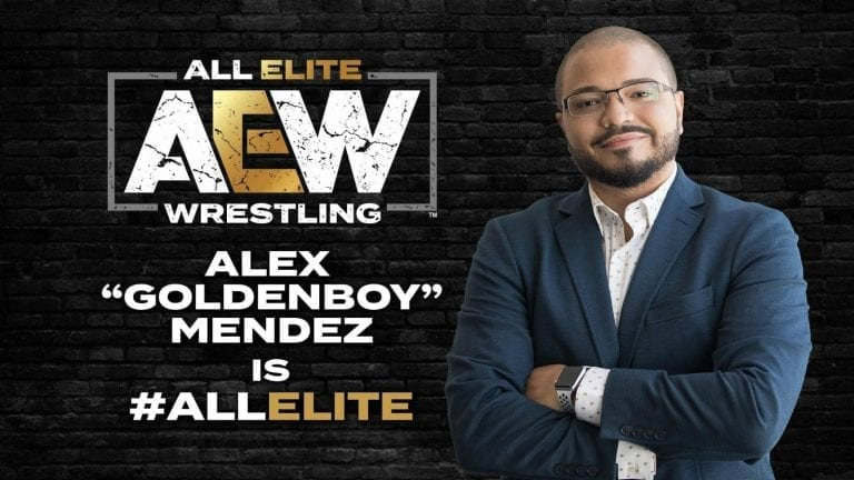 AEW Announces Golden Boy Signing for Commentary Team