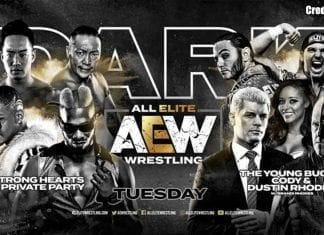 AEW Dark Match 22 October 2019