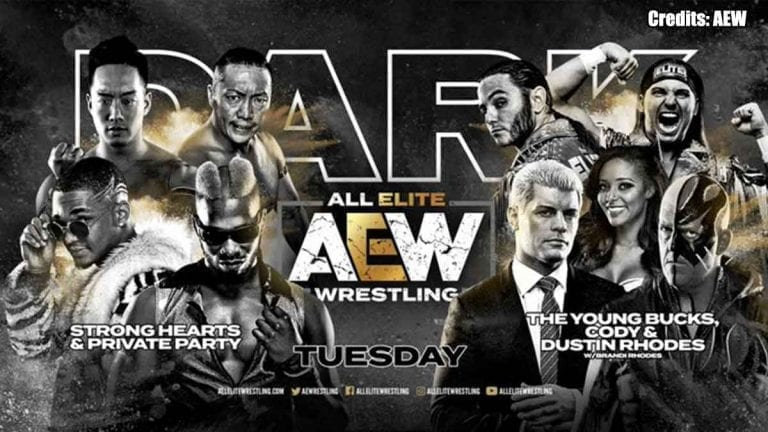 AEW Dark Results and Updates- 22 October 2019