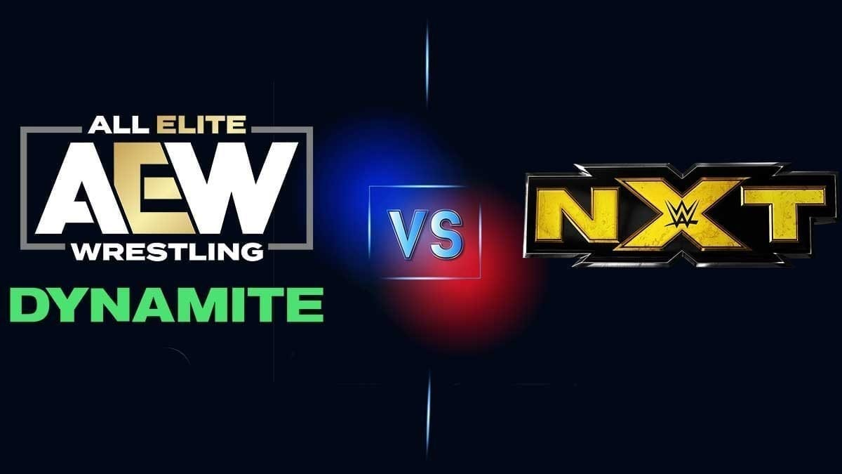 AEW Dynamite vs NXT Wallpaper 2019