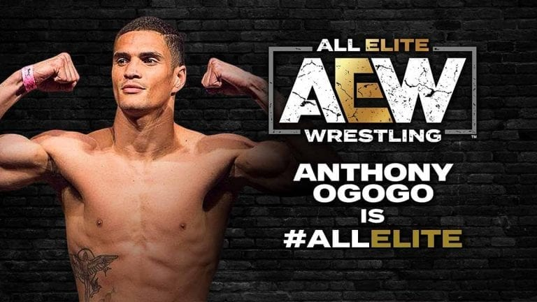 Anthony Ogogo Signs With AEW