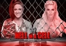 Bayley vs Charlotte Flair Hell In A Cell 2019