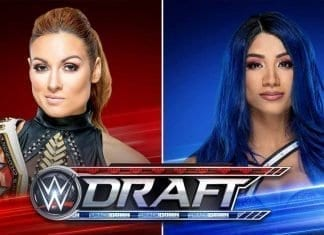 Becky Lynch vs Sasha Banks WWE draft