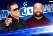 Bray Wyatt on Miz TV SmackDown 1 November 2019