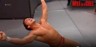 Chad Gable Defeat Baron Corbin at Hell In A Cell 2019