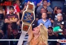 Charlotte Flair Won SmackDown Women's Championship at Hell In A Cell 2019
