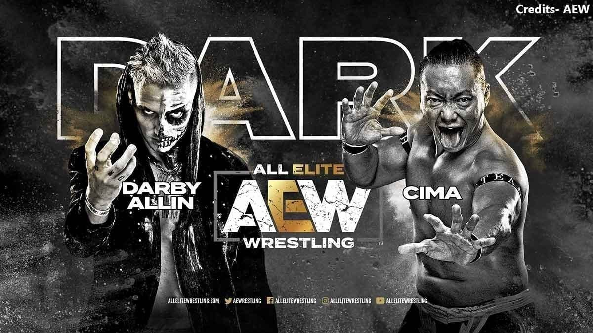 Darby Alin vs CIMA AEW Dark 8 October 2019