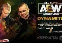 Darby Allin vs Jimmy Havoc for No 1 Contender for AEW World Championship