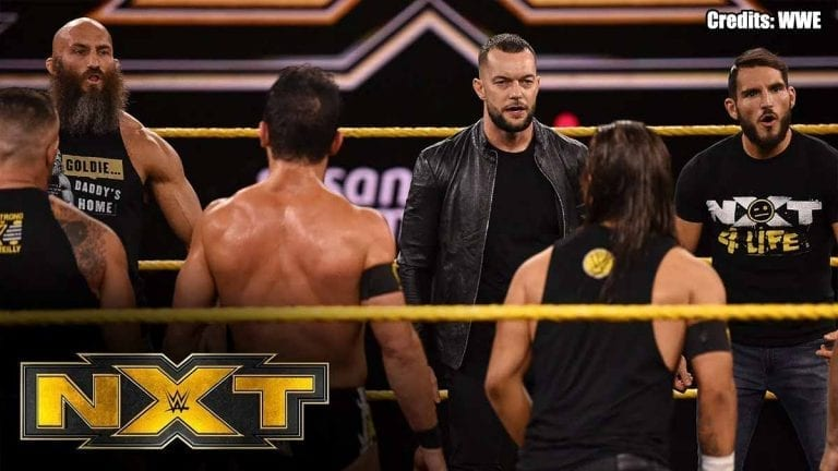 Finn Balor Turns Heel After Strong Retains North American Title