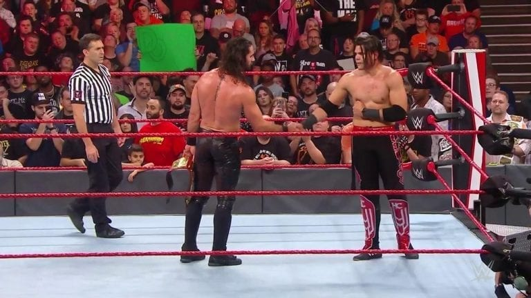 Humberto Carrillo Makes RAW Debut Against Seth Rollins
