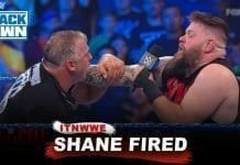 Kevin Owens Fires Shane McMahon