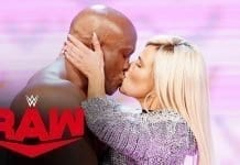 Lashley & Lana Returns to Shock Rusev at RAW Season Premiere