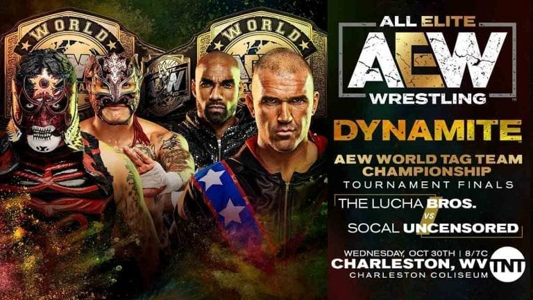 AEW Dynamite Live Results- 30 October 2019: Tournament Final