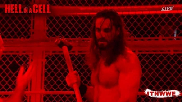 Different Finish Was Planned to Finish Hell in a Cell