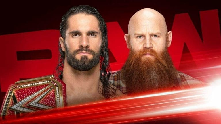 Seth Rollins & Becky Lynch Matches Announced for RAW 28 October