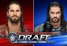 Seth Rollins vs Roman Reigns SmackDown 11 October 2019