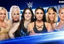 SmackDown Women 6 Pack Challenge 18 October 2019