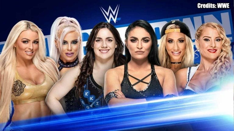 No #1 Contender's 6 Pack Challenge Announced for SmackDown