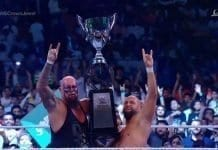 The OC have won the Tag Team World Cup