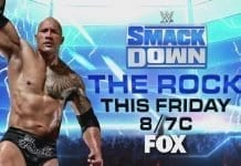 The Rock to appear on SmackDown Fox Premiere