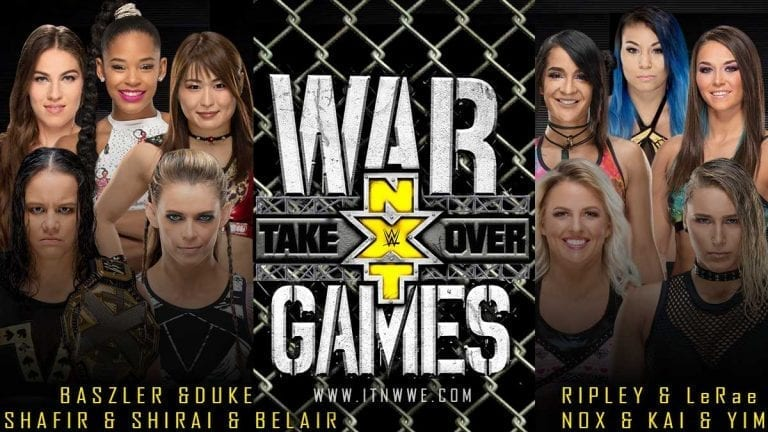 First Women's WarGames Match Announced For 2019 Event