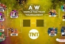 World Tag Team Championship Tournament at AEW Dynamite 23-10-19