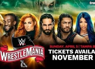 WrestleMania 36 2020 Tickets Announcement