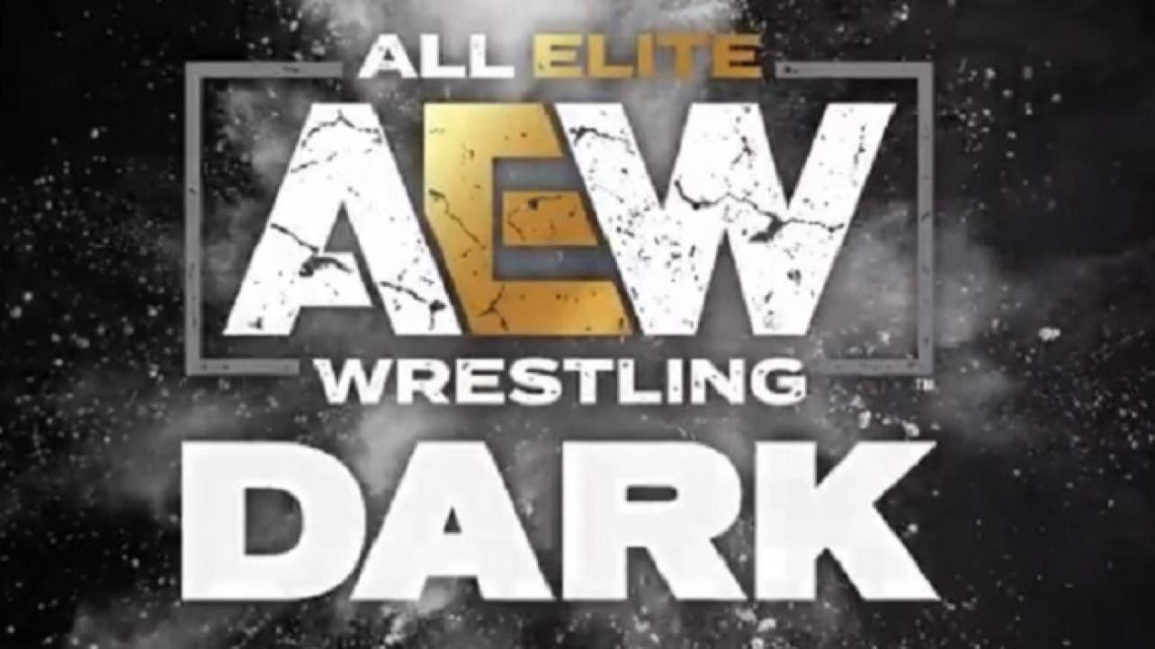 aew dark youtube series