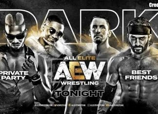 AEW Dark Private Party vs Best Friends 19 November 2019