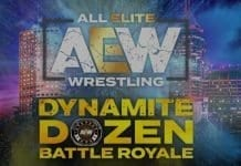 AEW Dynamite Battle Royal 20 November 2019