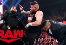 AOP Attacks Kevin Owens