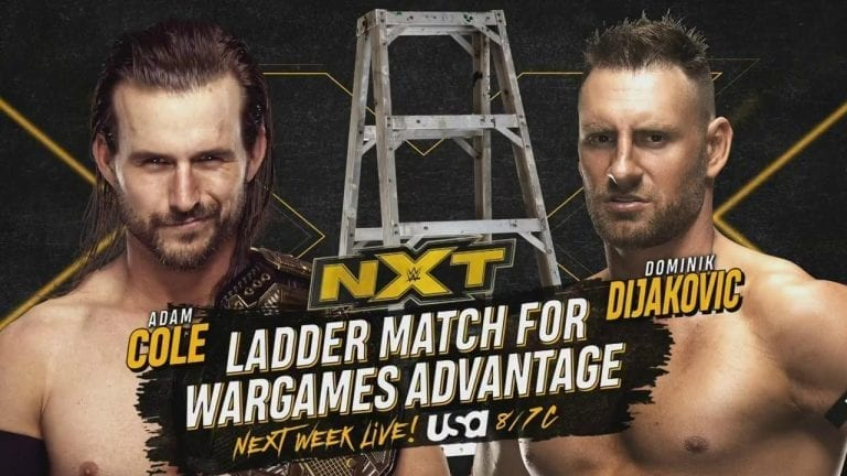 WWE NXT Live Results & Updates- 20 November 2019