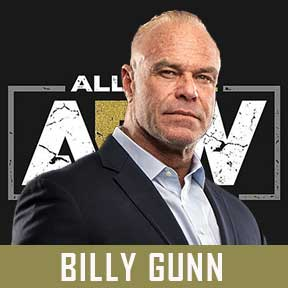 BILLY GUN  AEW