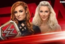 Becky Lynch WWE RAW 18 November 2019