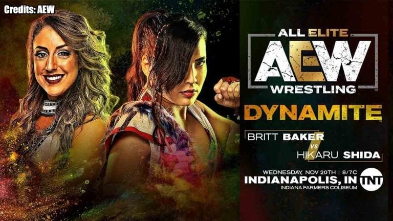 Two Women's Matches Confirmed for Tonight's AEW Taping