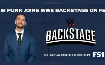 CM Punk Joins FS1's WWE Backstage as Contributor