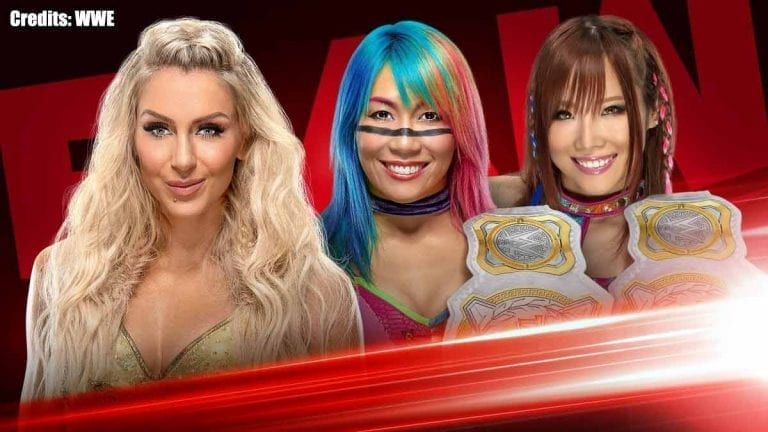 Charlotte Flair To Face Kabuki Warriors In Handicapped Match