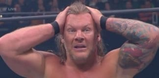 Chris Jericho First AEW Loss